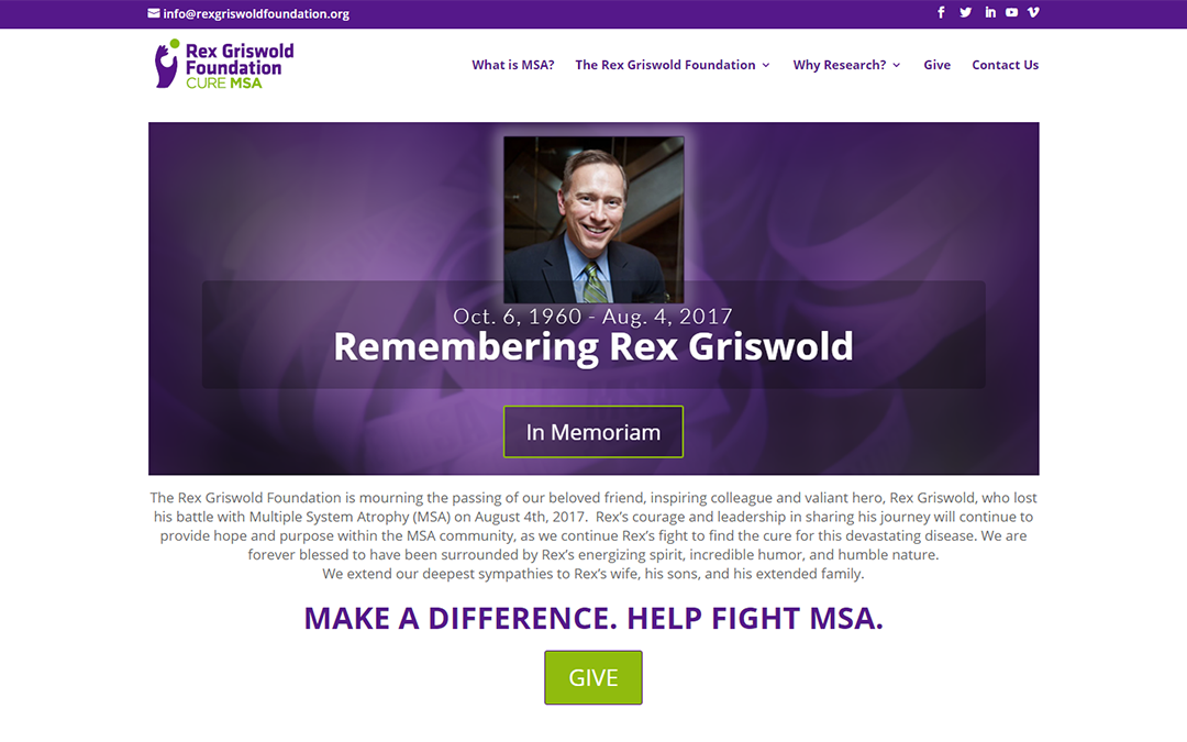 Rex Griswold Foundation